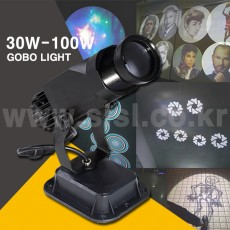 GOBO LIGHT OUTDOOR 30W-100W 고보 라이트